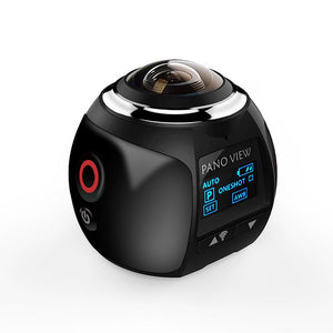 360 Action 4K Camera with Wifi - Pop Up Life