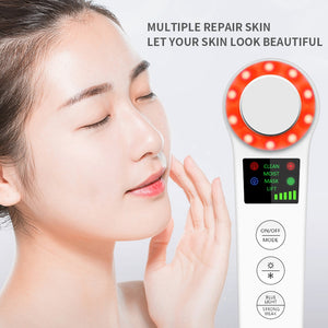 Professional Facial Lifting Vibration Massager Face - Pop Up Life