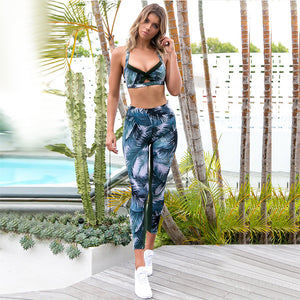 Sexy Fitness Clothing Set for Gym & Yoga - Pop Up Life