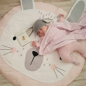 Cute Animal Play Mat For Baby - Pop Up Life