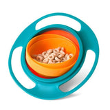 Baby Feeding Dish Cute Baby Gyro Bowl Universal 360 Rotate Spill-Proof Bowl Baby Food Feeding Boxes - Pop Up Life