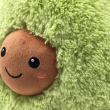 Avocado Fruits Plush Plant Toys Kawaii Cartoon Cute Stuffed Doll Cushion Boys Girls Anti Stress Cushion Pillow - Pop Up Life