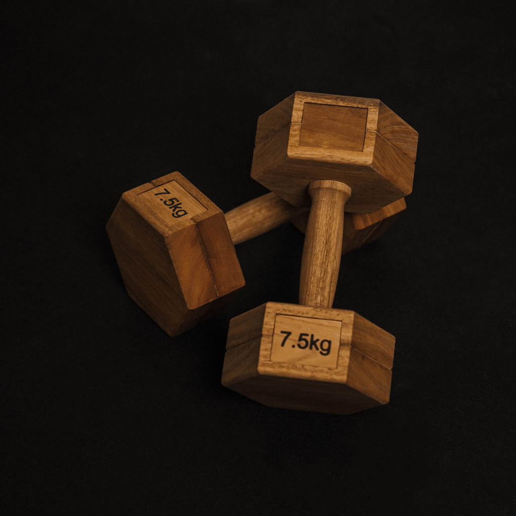 Classic Range - 7.5kg Dumbbells - Pop Up Life