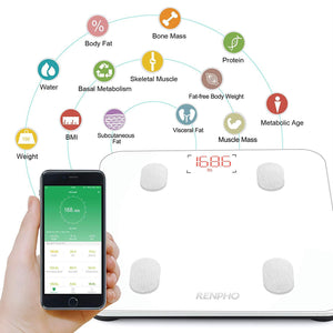 Bluetooth Smart Scale - Pop Up Life