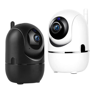 1080P Cloud IP Camera Home Security Surveillance Camera Auto Tracking Network WiFi Camera Wireless CCTV Camera - Pop Up Life