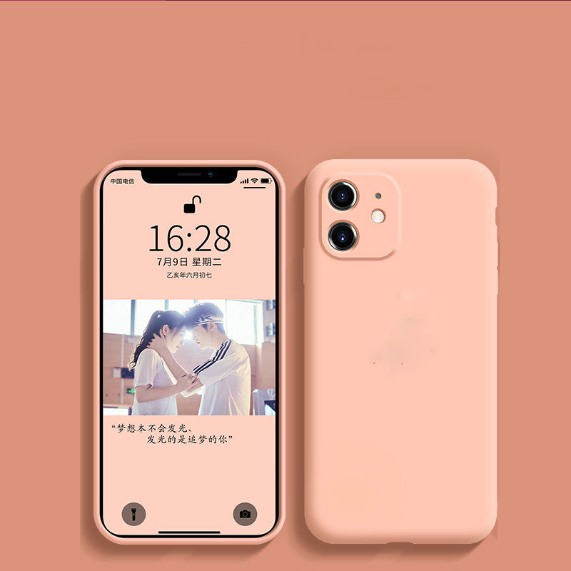 Liquid Silicone Case For iPhone 11 Pro Max Case Full protector Camera Case For iPhone - Pop Up Life