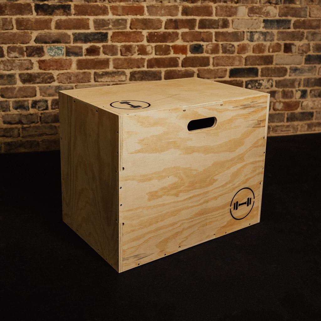 Elite Range - 3 in 1 Plyometric Box - Pop Up Life