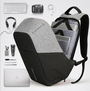 Anti-theft USB charging Backpack - Pop Up Life