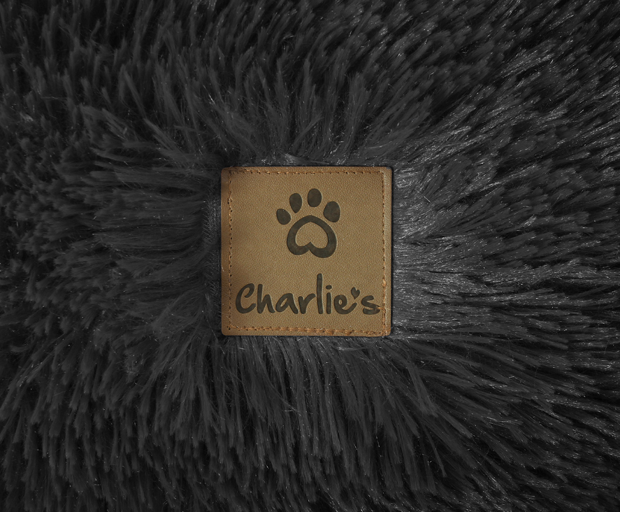 Charlie's Calming Anti-Anxiety Comfy Dog Bed - Pop Up Life