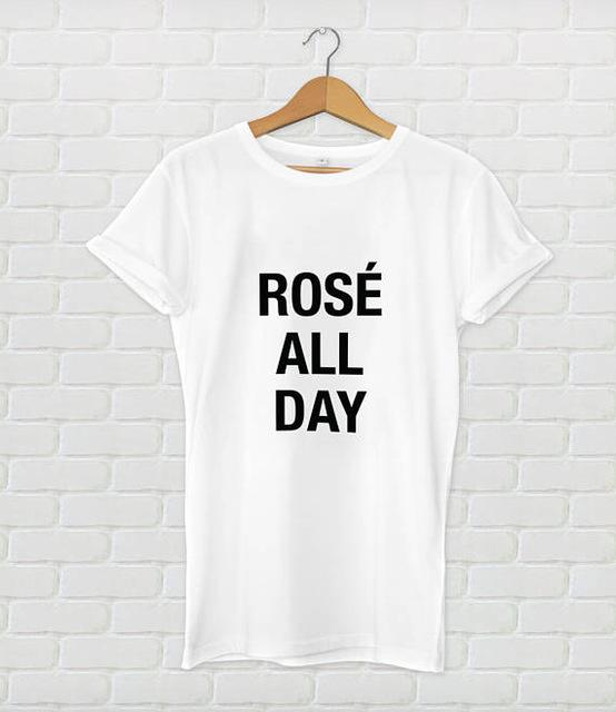 Rose All Day - Casual Top - Pop Up Life