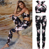Floral Yoga Set - Pop Up Life