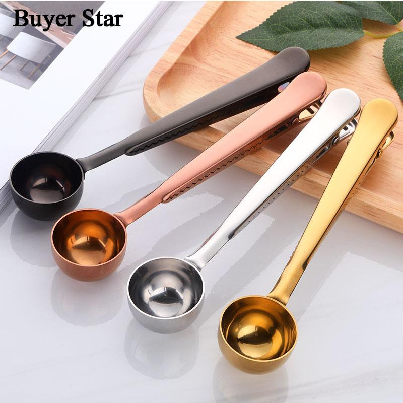 Stainless Steel Coffee Scoop - Pop Up Life