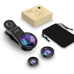3 in 1 Camera Phone Lenses - Pop Up Life