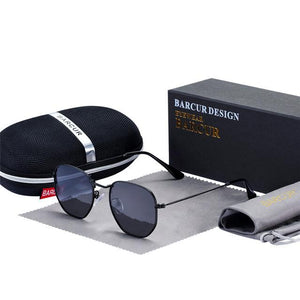 Polarised Barcur Design Sunglasses - Pop Up Life