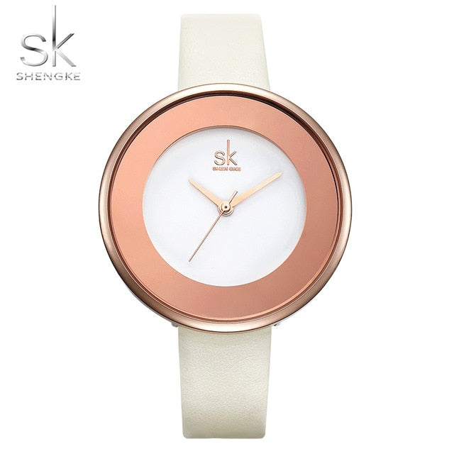Relogio Feminino - Shengke Watch - Pop Up Life