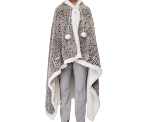 Apartmento Hooded Snuggle Blanket (Hoodie) - Pop Up Life