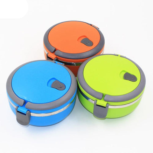 Stainless Steel Thermos Lunch Box for Kids