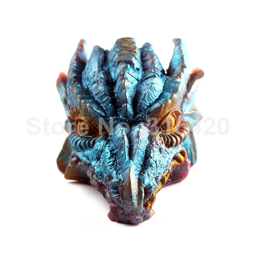 Homemade 3D Dragon Silicone Molds For Chocolate,Resin Crafts