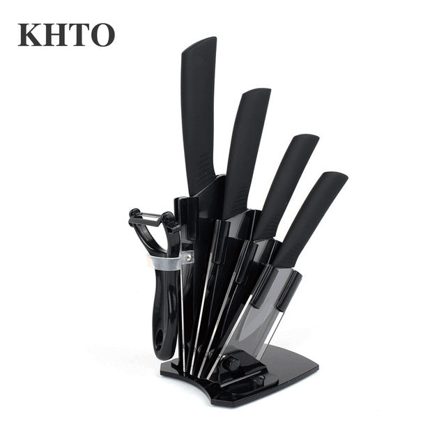Ceramic Knives Accessories set