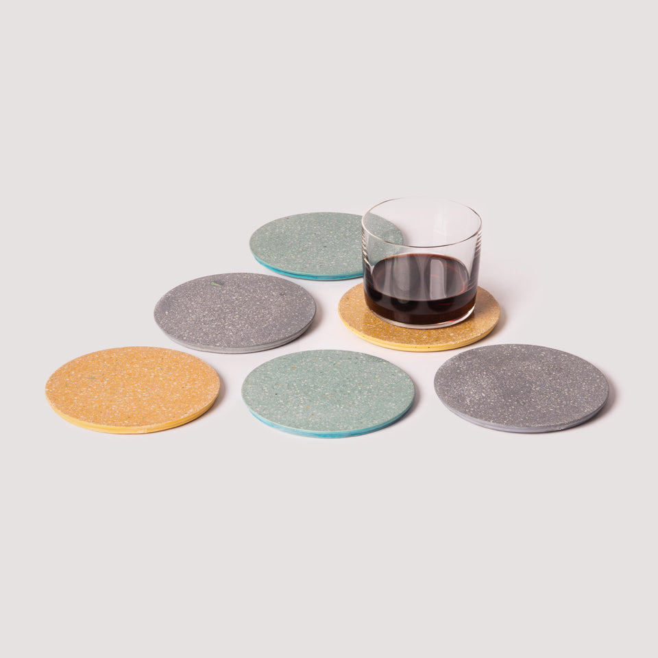 Disks — Coaster Set