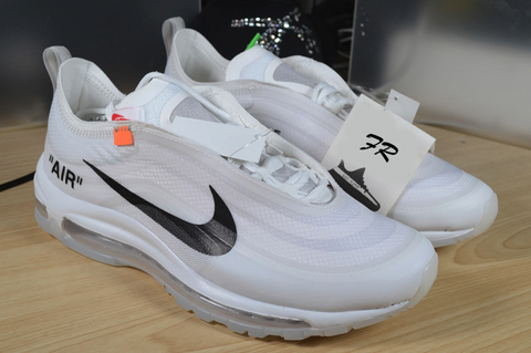 fake off white Nike AirMax 97 replica