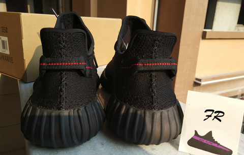 fake yeezy BRED replica