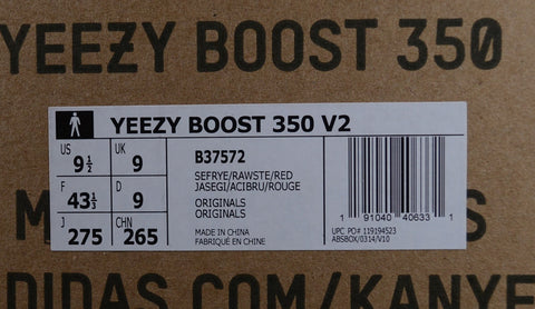 PK God Yeezy Boost 350 V2 Semi Frozen