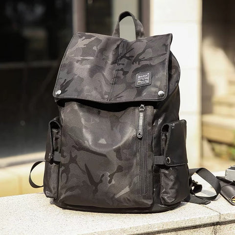 water resistant fashion backpack