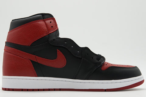 fake Air Jordan 1 bred