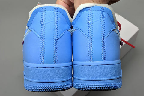 pk af1 MCA university blue