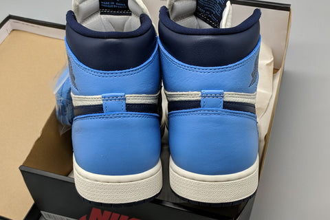 fake air jordan 1 Obsidian Blue