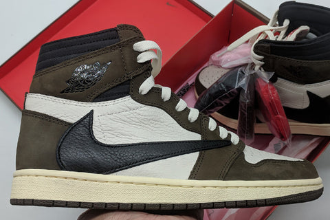 fake travis scott x air jordan 1