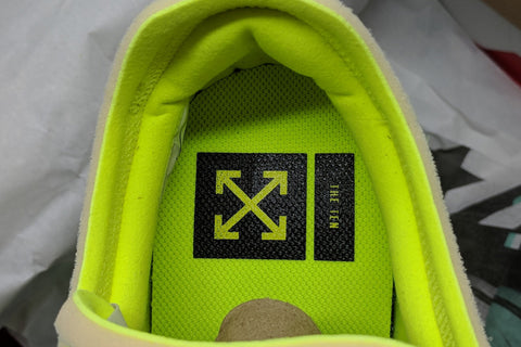 pk off white air force volt