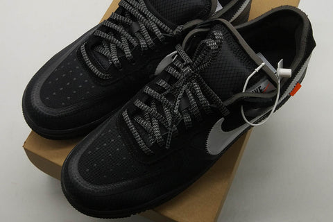 best off white air force 1 black replica