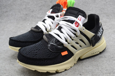 fake off white air presto