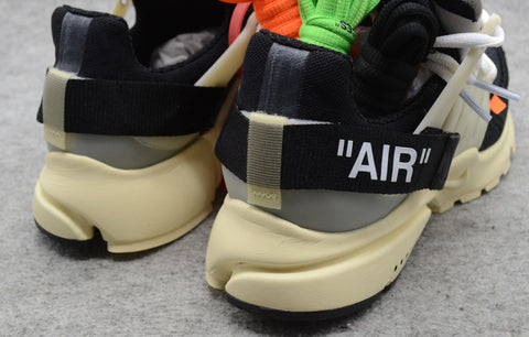 best off white air presto replica