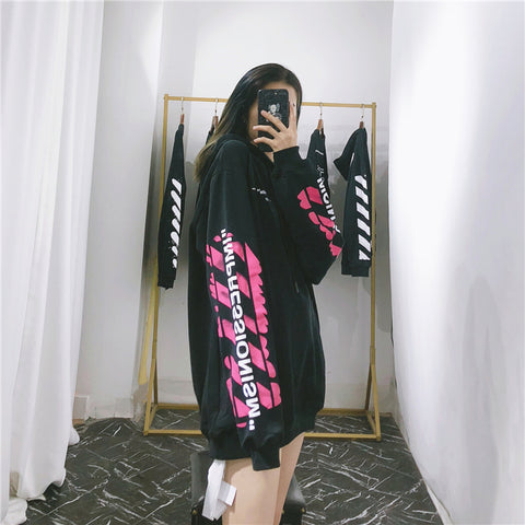 cheap Off White Impression Hoodie