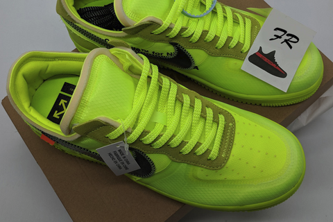 pk off white air force 1 volt