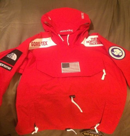 red tnf jacket replica