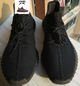 PK God Yeezy Boost 350 V2 BRED - FashionsRep