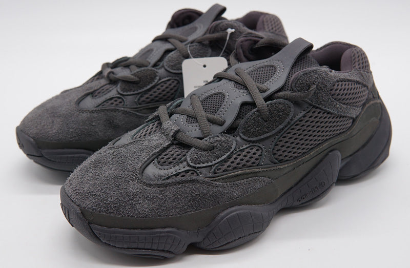 purchase cheap 3c2f4 80e95 Pk God Yeezy 500 Utility Black