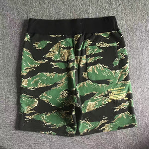 Bape Camo Shark Sweat Short OT - FashionsRep