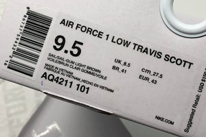 NK Air force 1 Low Travis Scott - FashionsRep