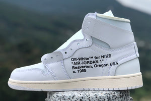 Air Jordan 1 x Off White Retro NRG - FashionsRep