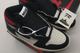 Air Jordan 1 Not For Resale Black Varsity Red - FashionsRep