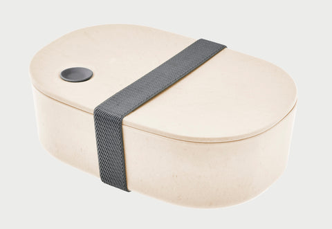 Bambus Lunchbox von magu-Natur Design in natural weiss