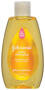 Buy Johnsons Baby Shampoo, 1.5 oz Trial/Travel Size online used to treat Personal Care & Hygiene - Medical Conditions