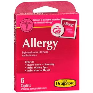 Buy On the Go Allergy Relief online used to treat Allergy Relief - Medical Conditions