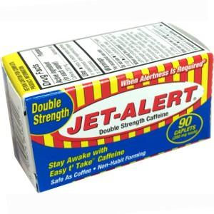 Buy Jet-Alert Double Strength 200 mg Caplets online used to treat Alertness Aid - Medical Conditions