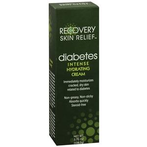 Recovery Skin Relief Diabetes Cream Diabetic Skin Care Mountainside-Healthcare.com diabetic skin, diabetic skin care, Diabetic SKin Care Cream, dry skin, dry skin cream, intense hydrating cream, skin repair lotion